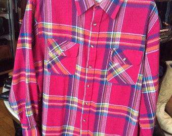 Vintage 90's Flannel Shirt