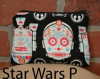 One Snack Sack, Reusable Lunch Bags, Waste-Free Lunch, Machine Washable, Star Wars, Back to School, School Lunch, item #SS25