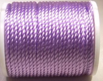 Spool of thread nylon 1 mm x 10 m purple