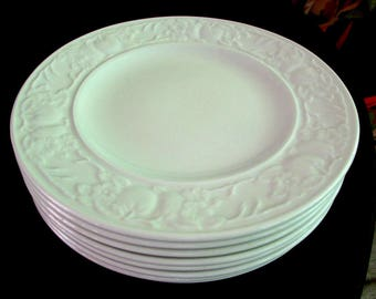 AnTique Myott Fine Ironstone Bread & Butter Plates ~ Set of EIGHT