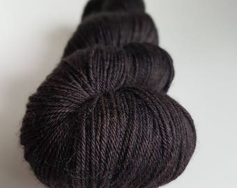 Skein of Merino - Nylon hand - dyed Fingering / Sock - colors I am your father
