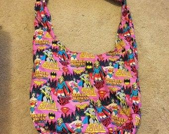 Super Hero Girls Hobo Bag