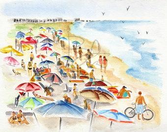 Cocoa Beach Umbrellas
