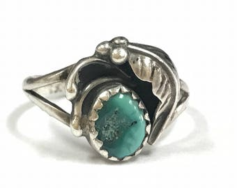 Vintage Sterling Silver And  Women's Ring!!!