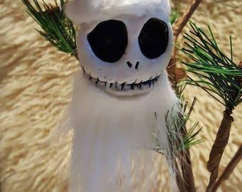 Santa Jack nightmare before Christmas