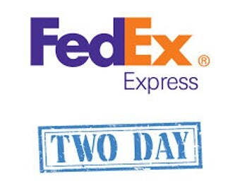 fed ex 2 day shipping