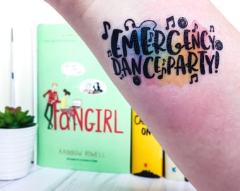 Emergency Dance Party-Medium