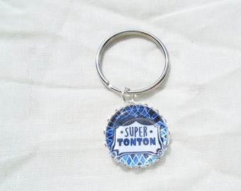 Great uncle keychain