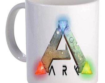 Designed Mug - Ark Evolved - Name - Style 3
