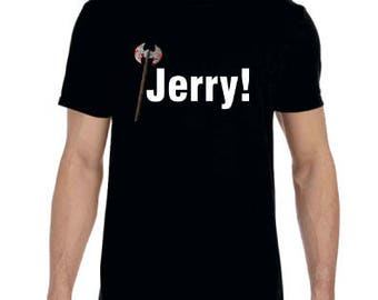 T-Shirt, Walking Dead, Jerry, Fan Art