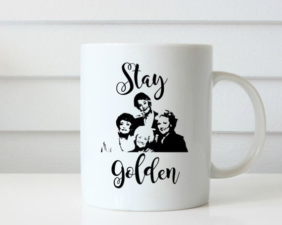 Golden girls mug coffee mug golden girls tv show mug coffee mug funny mug mom mug