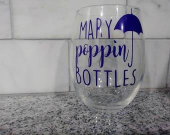 Glass Bottle Decal Etsy - Vinyl stickers for glass bottles