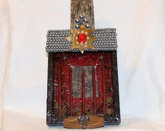 Art Assemblage Vlad Tepes Shrine