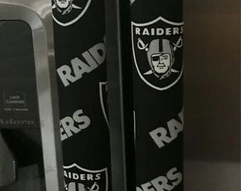 Raiders Refrigerator handle covers (set of 2)