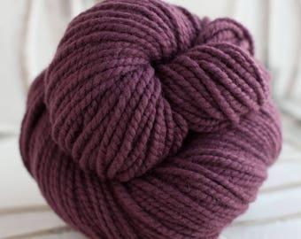 Organic O-Wool Chunky Merino wool yarn