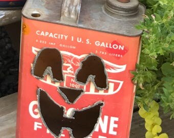 Gas Can Lantern
