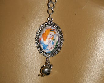 Necklace Alice the Wonderland