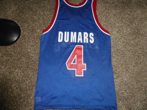 ... Cleveland Cavaliers 3 Isaiah Thomas jersey New Revolution 30 Swingman  White Jersey Vtg Joe Dumars Detroit Pistons NBA Champion Jersey Sz ... 0ce28d6de