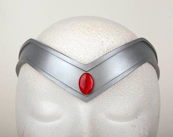 Sailor Moon / Mars Tiara - Silver (CLEARANCE COLOR)