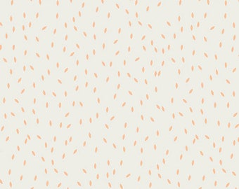 Scatter in Apricot- Arizona After by April Rhodes- Art Gallery Fabrics