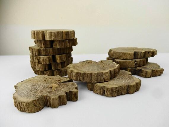 Oak Wood Projects ~ Tree slices wood oak woodworking
