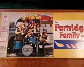 The Partridge Family board game complete
