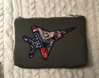 "Pickwick Flightsuit Bag- F-15E Strike Eagle ""License Plate"""