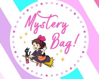 Anime Lovers Mystery Bag (7/8/9/10 Items)