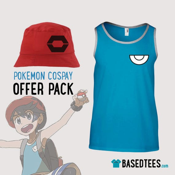 OFFER PACK Ultra Moon and Sun Male Trainer Tank top shirt and Hat