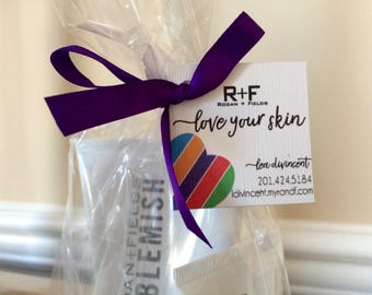 Rodan and Fields -Love your skin tags - printable