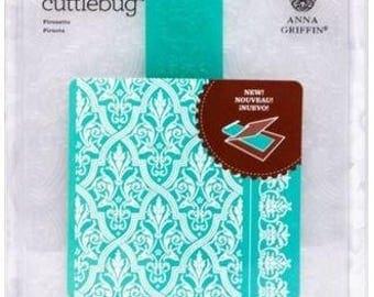 Cuttlebug 20-01950 Embossing Folder & Border, Pirouette (5 x 7)