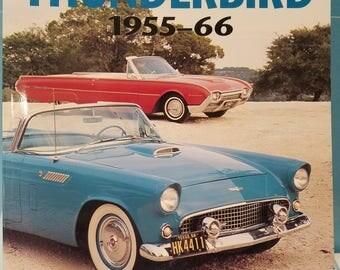American Classics Thunderbird 1955-66 Paperback Book