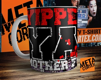 Die Hard - Bruce Willis - Yippee Ki Yay Action Movie Mug