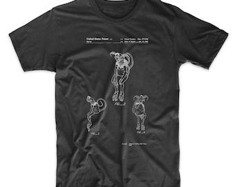 Star Wars Salacious Crumb Patent T Shirt, Star Wars Characters, Starwars Gifts, Movie Shirt, PP0694
