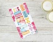 Flowers Personal Planner Kit; Weekly Kit; TN Kit; Planner Stickers; Bullet Journal; Filofax; Mini Kit; Valentines Kit; Summer Weekly Kit