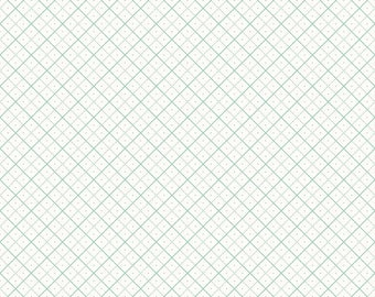 Bee Backgrounds - Grid Teal by Lori Holt of Bee in My Bonnet for Riley Blake, 1/2 yard, C6383-Teal