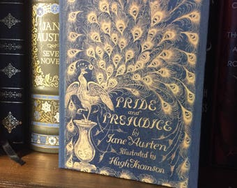 "Pride & Prejudice Book cover for Kindle Fire, iPad Mini or other 6""-8"" tablets"