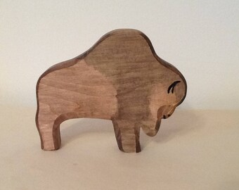 buffalo, Waldorf inspired