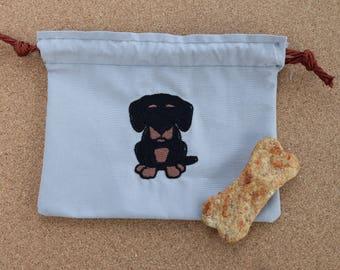 Dachshund Dog Treat Bag, Dachshund Bag, Dachshund, Dog Treat Bag, Sausage Dog Bag, Sausage Dog, Treat Bag, Poo Bag Carrier, Dachshunds