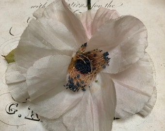 Large Vintage millinery flower