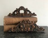 ONE Salvaged Wood Fragments architectural antique furniture pediments
