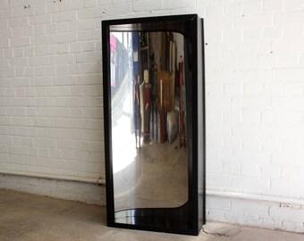 Mid Century Concave Fairground Mirror Circa 1950s/1960s