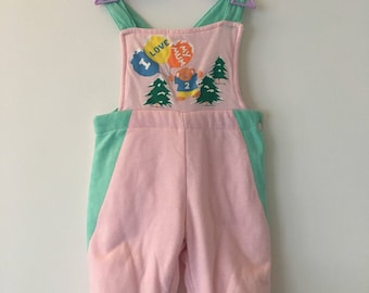 Late 80s/early 90s toddler romper