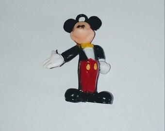 X 1 Mickey conductor kawaii 35mm