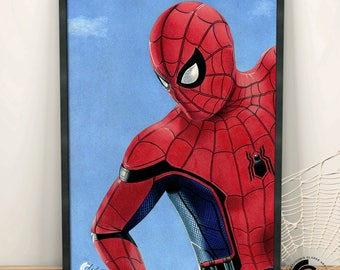 Spider-Man Homecoming Limited Edition Print