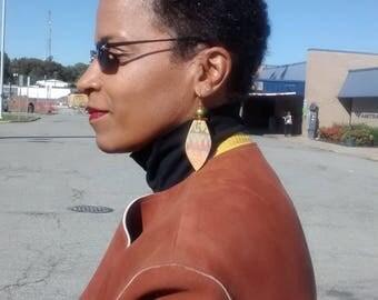 Pretty Artisan Earrings...
