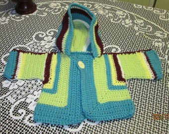 Adorable Baby Hoodie 6-12 months