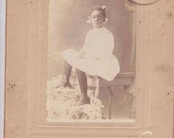 Black Americana Cabinet Photo Pretty Girl