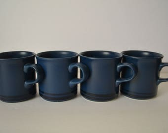 Pfaltzgraff Midnight Sun Cups - set of 4