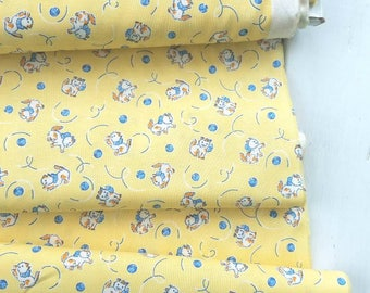 Animal Quackers - Frisky Kittens(Yellow) - Maywood Studio